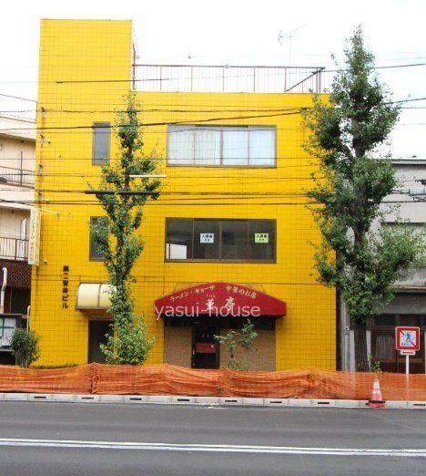 第2安井ビル 1階:中華のおいしいお店 薫亭