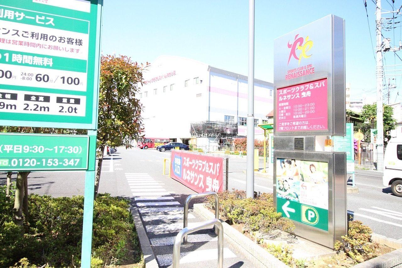 京成曳舟駅入口から1分以内にあります。