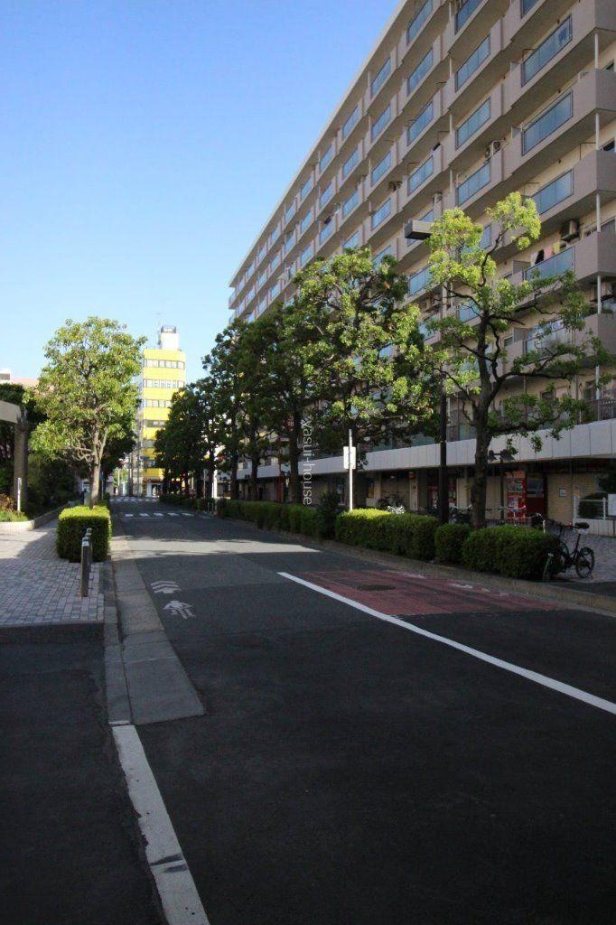 第8安井ビル 京成曳舟駅改札口を出て右に曲がる
