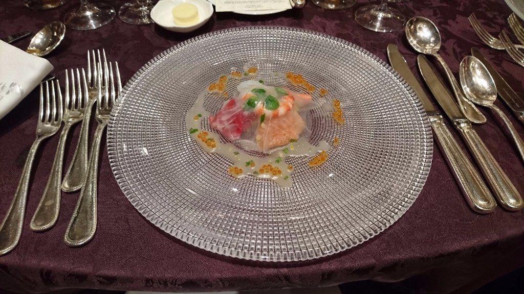 今年最後の新年会2 @シャングリ・ラホテル東京