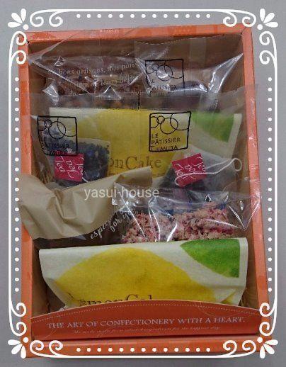 ル パティシエ ティ・イイムラのシェフの手作り焼き菓子
