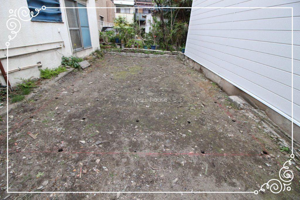 東向島2丁目ハウス 地盤改良工事